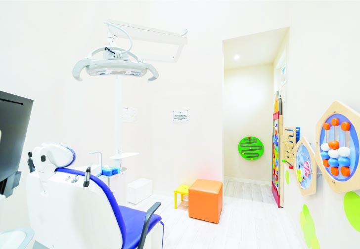 子ども用診療室